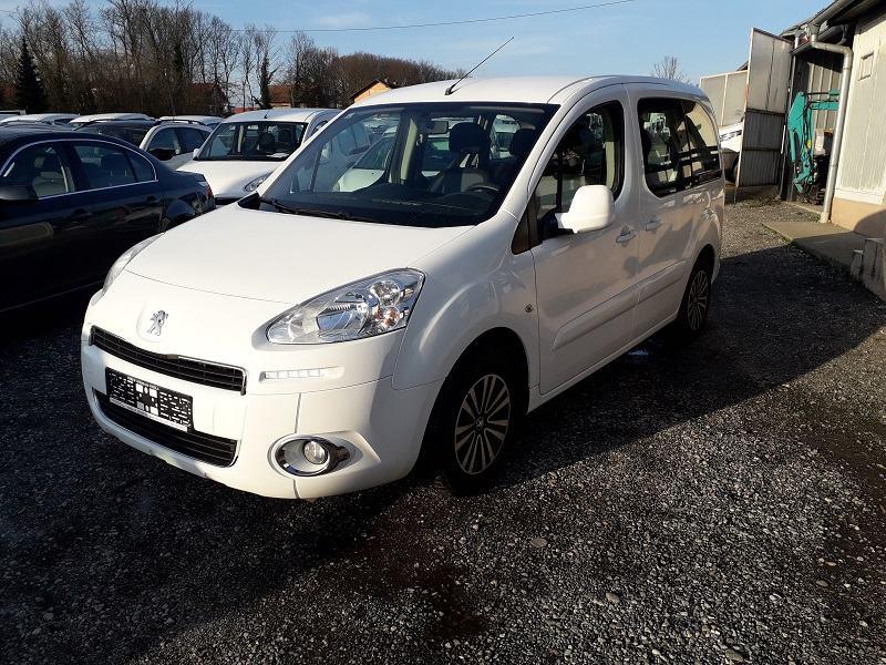 Peugeot Partner 1,6 e-HDi*68kw*Led Svjetla*2xBočna Klizna Vrata*