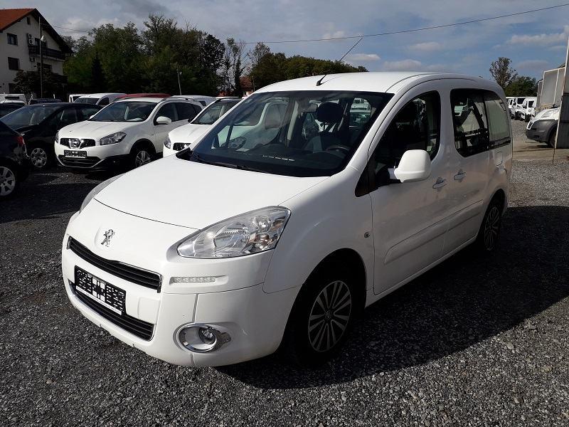 Peugeot Partner 1,6 e-HDi*Klima*2xBočna Klizna Vrata*2014.god.*