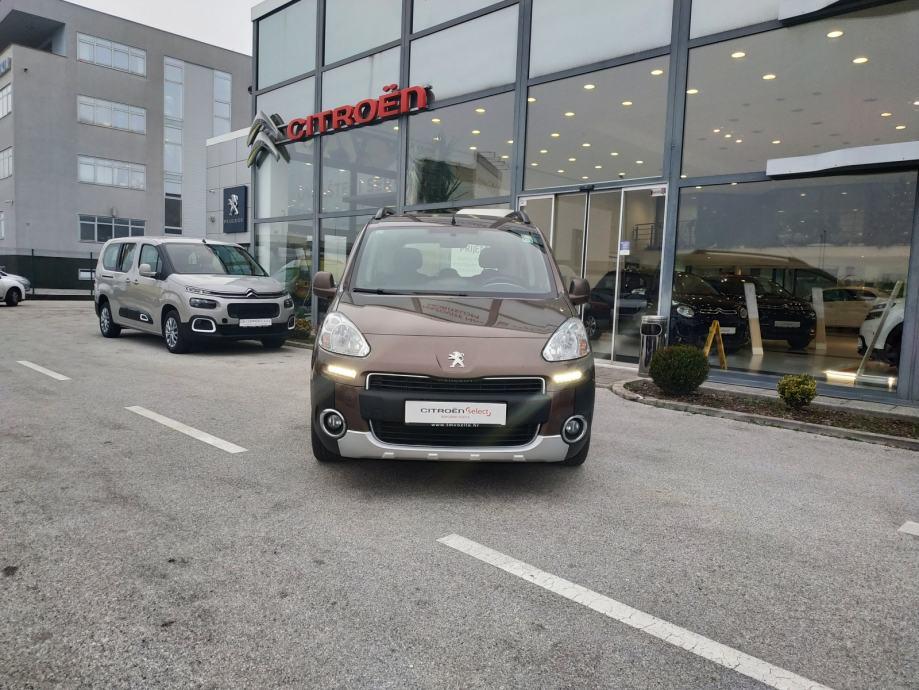 Peugeot Partner 1,6 HDi OUTDOOR