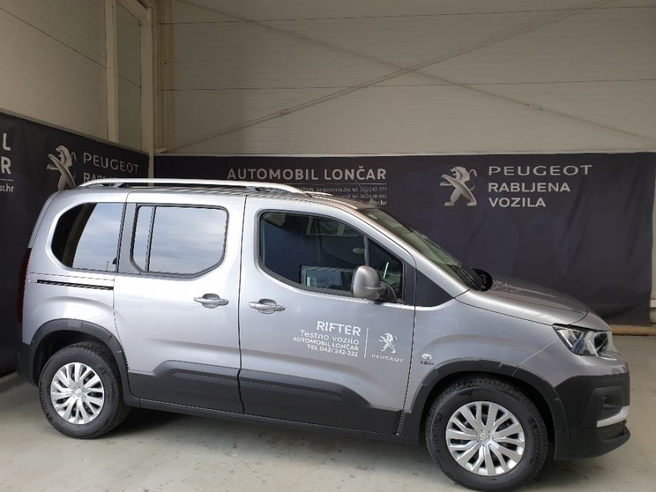 Peugeot Rifter L1 Active 1,5 BlueHDi 100 * Reg:10.01.2020. *