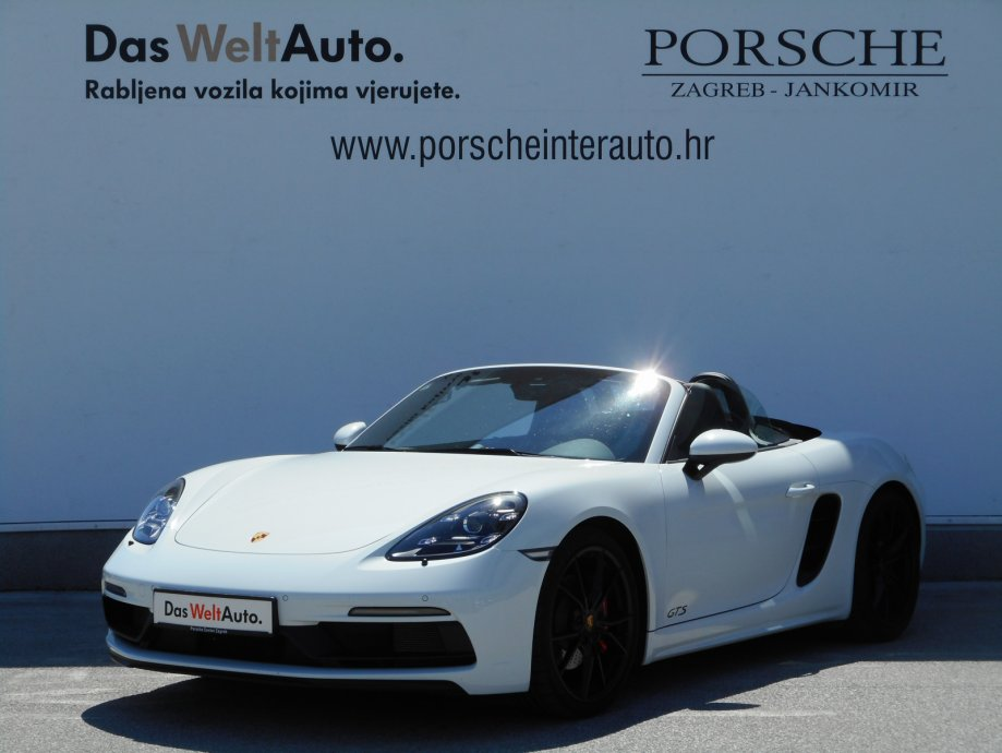 Porsche 718 Boxster GTS (***PASM, PDLS, SPORT CHRONO, ***)