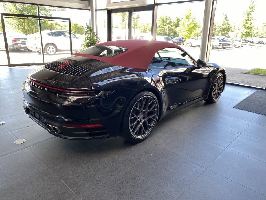 Porsche 911 Carrera 4S Cabrio automatik 992, u PDVu, prodaja ili najam