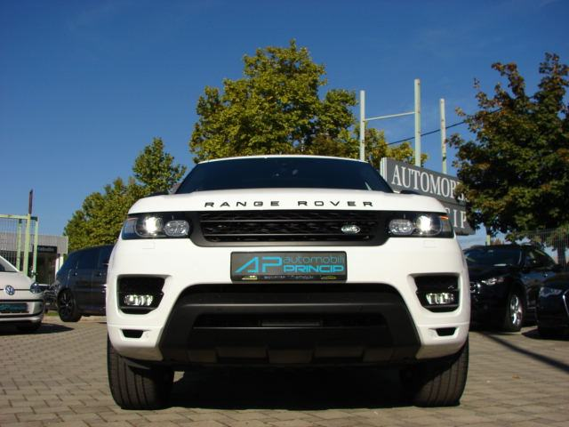 RANGE ROVER SPORT 3.0SDV6 Twin-Turbo HSE DYNAMIC Stealth Pack