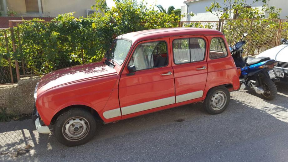 Renault 4 Gtl  1987 God
