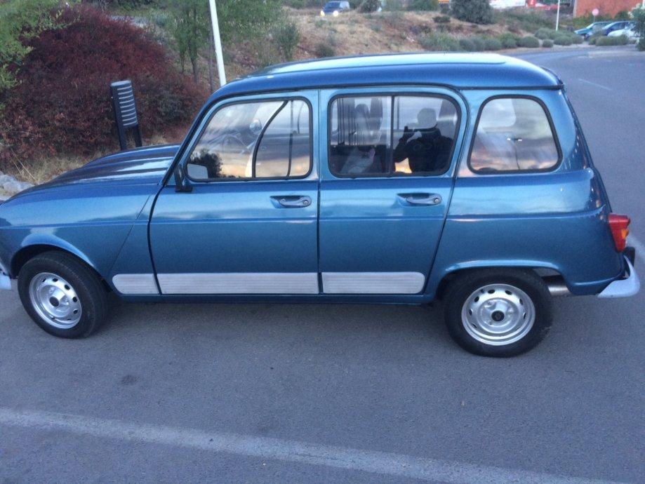 Renault 4 Gtl  1988 God