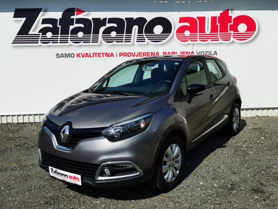 Renault Captur 1.5 DCI ECO BUSINESS ENERGY JAMSTVO 12 MJESECI