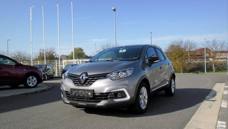 Renault Captur dCi 90 Limited