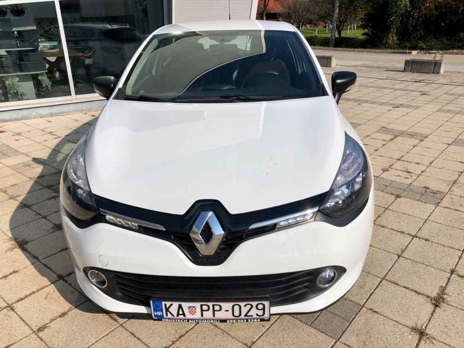 Renault Clio 1.5 dCi • 2015 g. • GARANCIJA • VIŠE KOMADA
