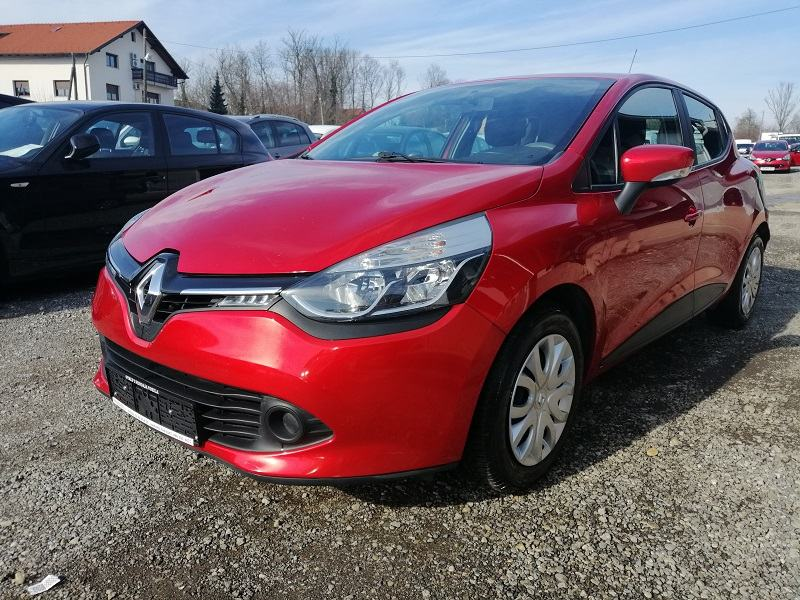 Renault Clio dCi 75*Klima*Tempomat*Navigacija*2016.god.*