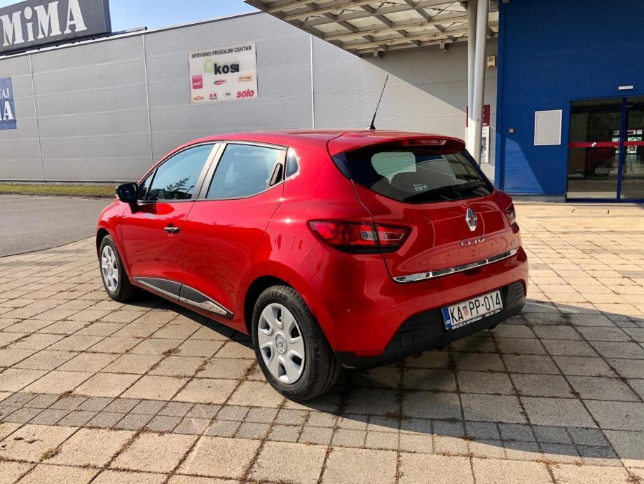 Renault Clio 1.5 dCi • VIŠE KOMADA CRVENIH CLIO SA RAZLIČITOM OPREMOM