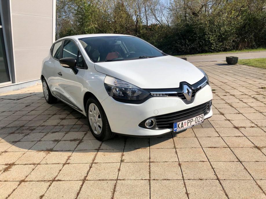Renault Clio 1,5 dCi • 2015 g • 100.000 km • GARANCIJA