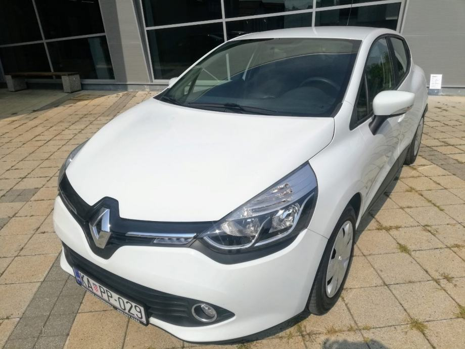 Renault Clio1,5 dCi • NAVIGACIJA • 90 konja • 117.000 km • PARK SENZOR