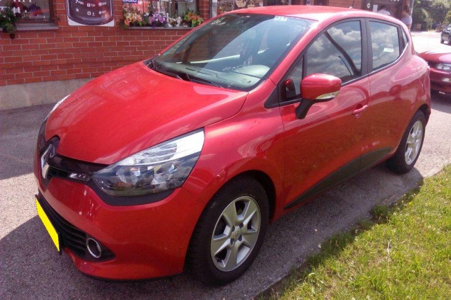 Renault Clio 4 2013g 1,5diz 90ks SAMO 42TKM KAO NOV OTPL ZAMJEN DOSTAV