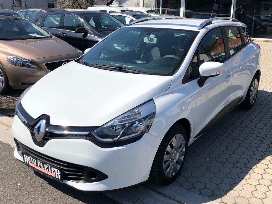 Renault Clio Grandtour 1.5dCi 90 1.vl.,NAVIGACIJA