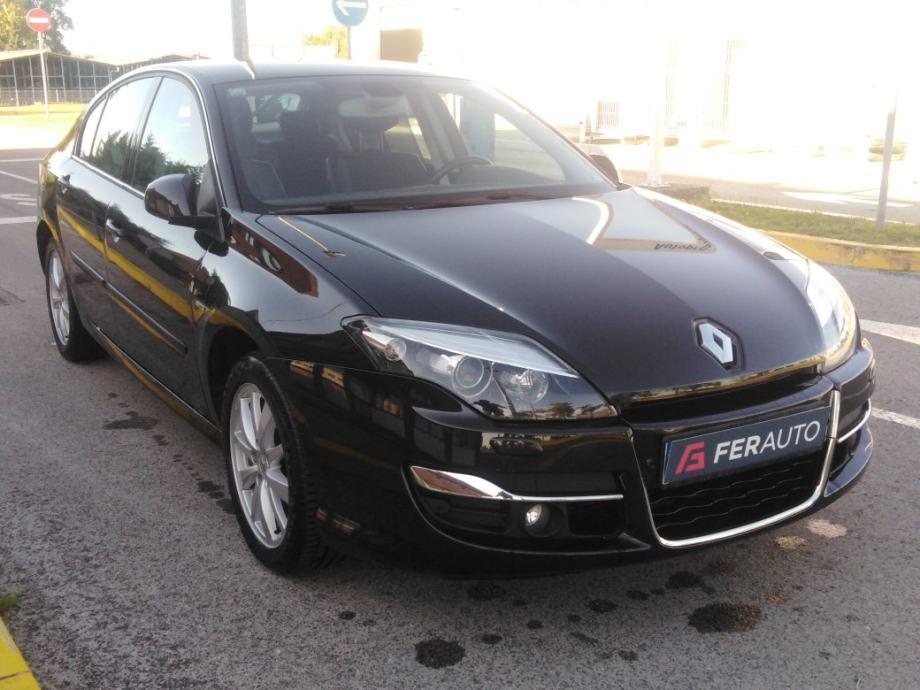 Renault Laguna 1,5  dCi 2013.g, 139.000 km, provjera u Renault servisu