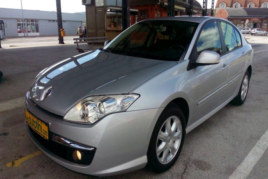 Renault Laguna 1,5 dCi SAMO 92800KM M 2008G KO NOVA OTPL ZAMJ DOSTAVA