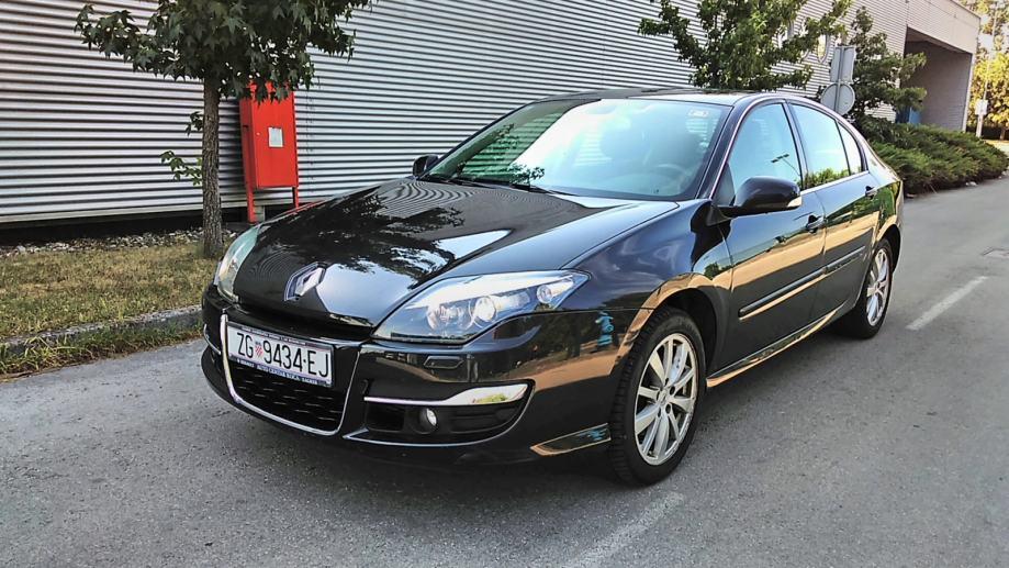 Renault Laguna 2,0 dCi 175 nije iz uvoza