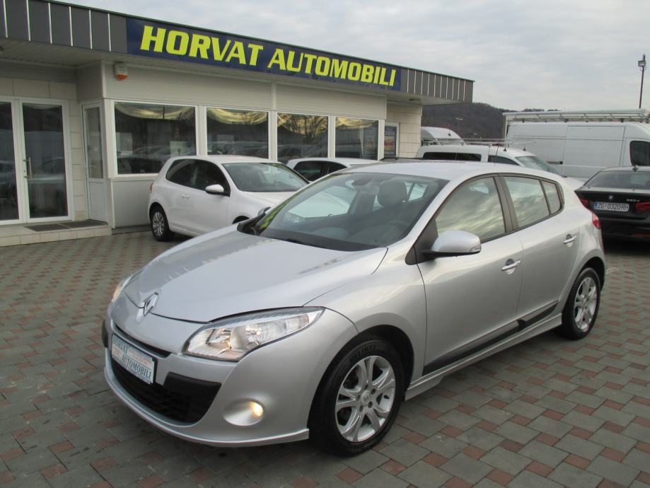 "Renault Megane 1,5 dCi; Auto. klima; Tempomat; El. paket; Alu 16"".."