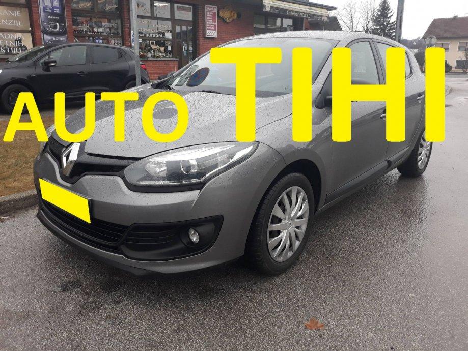 Renault Megane 1,5DCi 2014G KO NOV OTPLTA ZAMJ BESPLATNA DOSTAVA