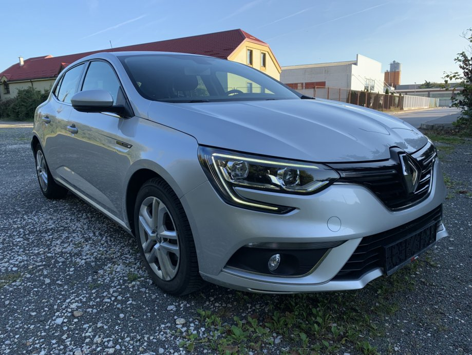 Renault Megane Break dCi 110 ECO2 Zen 12mj. 2016god. Euro6 CO2-87grama
