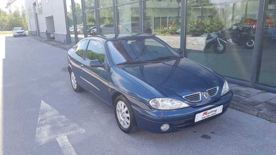 Renault Megane Coupe 1,6 16V