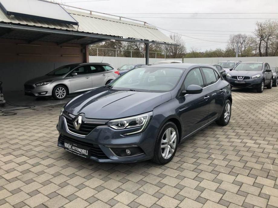 Renault Megane dCi 110 garancija na km.. cijena sa PDV- om