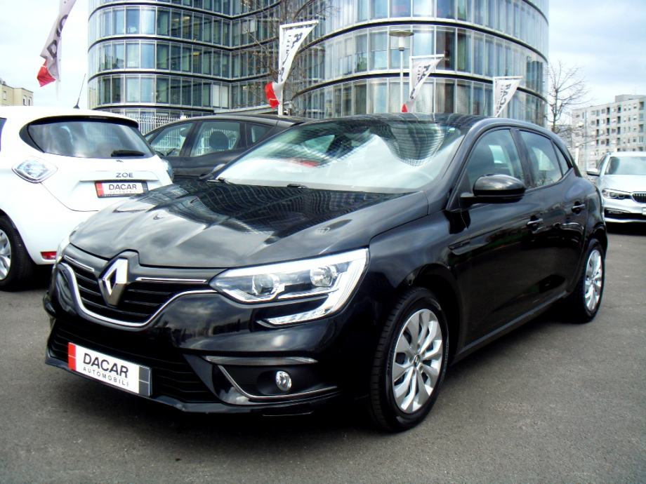 Renault Megane dCi 90 Energy INTENS