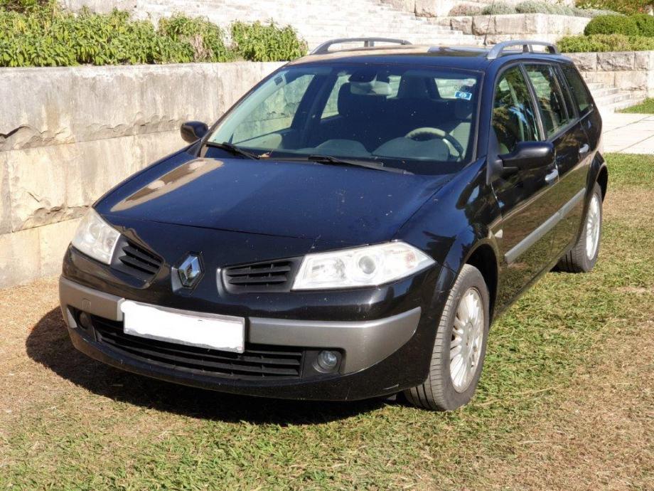 Renault Megane Grandtour 1,6 16V