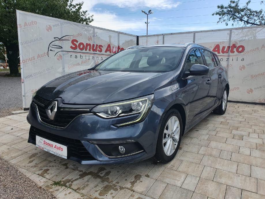 Renault Megane Grandtour dCi 110 / AUTOMATIC / JAMSTVO 1 GODINA/