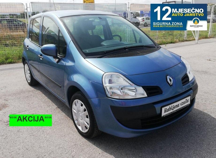 Renault Modus 1,5 dCi REGISTRIRAN 1 GOD,KREDITI,KARTICE DO 60 MJESECI