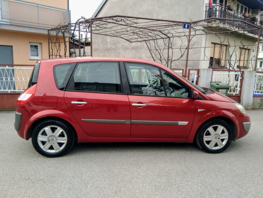 Renault Scenic 1,5 dCi,nije uvoz,novoregistriran.