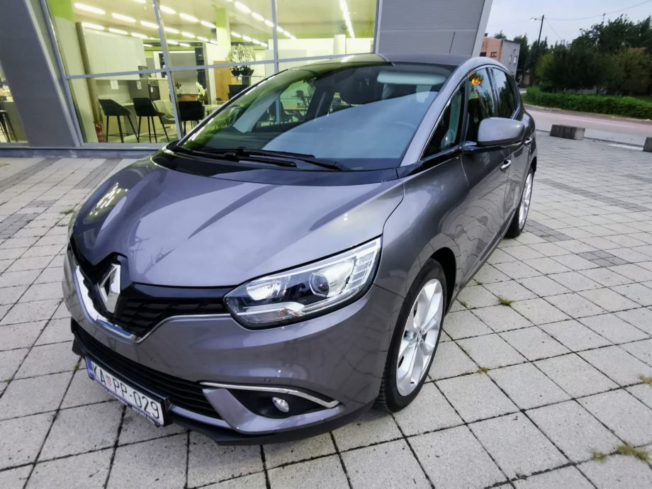 Renault Scenic 1.5 dCi  • NOVI MODEL • 2017 g. • LEASING