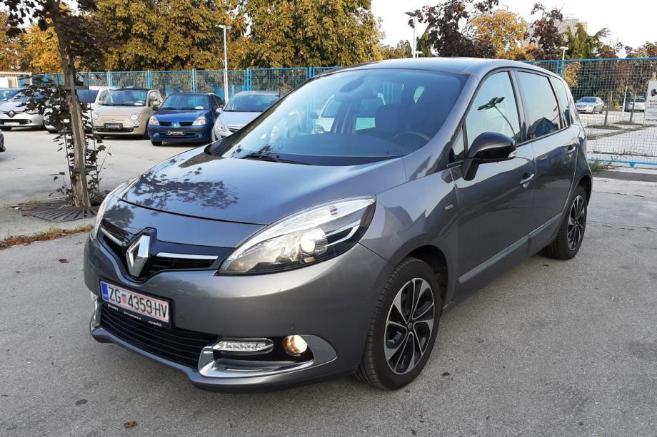 Renault Scenic dCi Bose NAVI KAMERA REG. DO 10/21