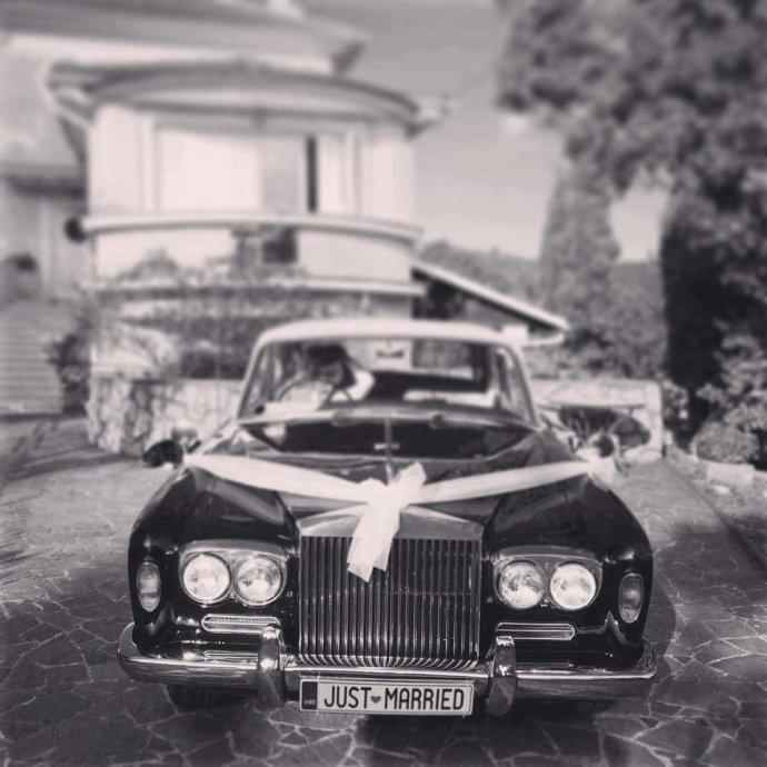 Rolls-Royce Silver Shadow Salon 1 automatik najam sa vozačicom