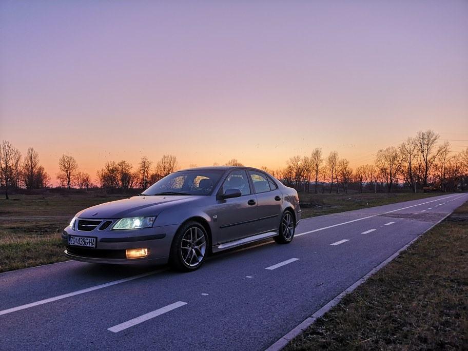 Saab 9.3 1,9 TiD HITNO