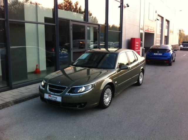 Saab 9.5 1,9 Tdi Vector (može zamjena za Hondu ili sl.)