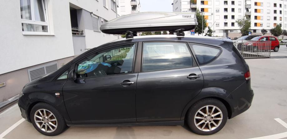 Seat Altea XL 2,0 TDI ,1 VLASNIK, JAKO ČUVAN, REGIST. DO ...