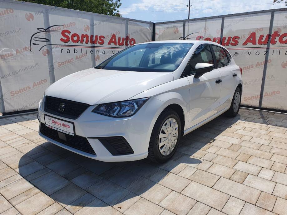 Seat Ibiza 1,0 MPI/NAVI/RADAR/TEMPOMAT/JAMSTVO 1 GODINA