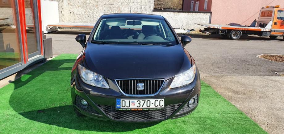 Seat Ibiza 1,2 • Dual • Tvornički plin • 5 Vrata • 6/2020 •