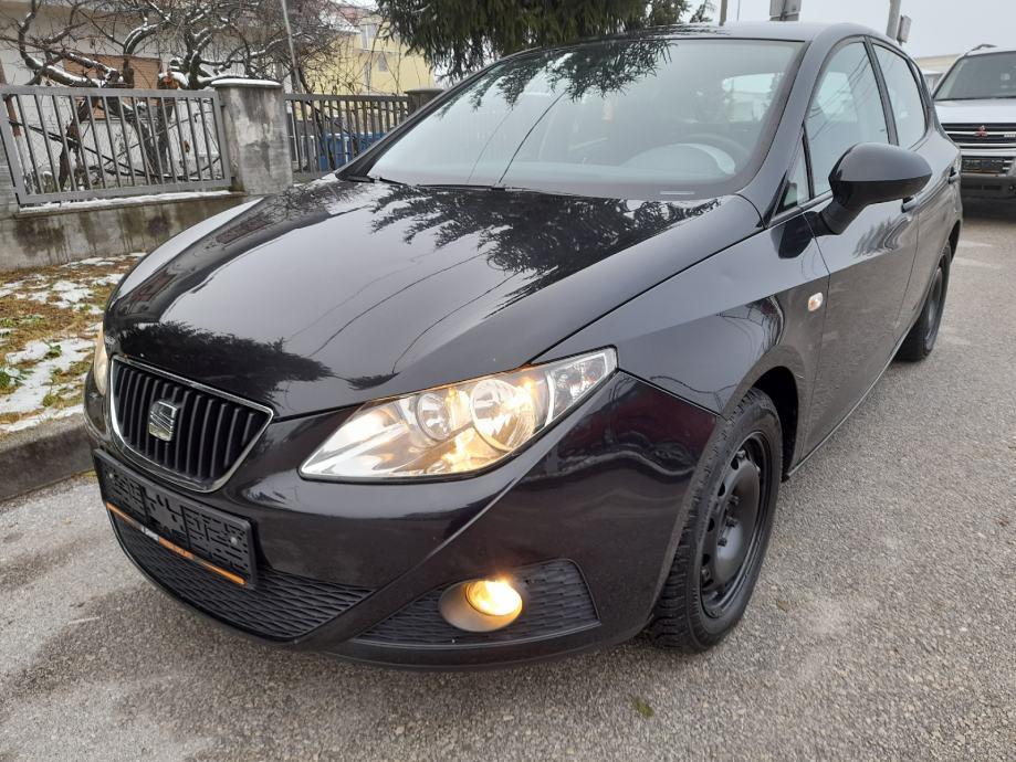Seat Ibiza 1,6 16V REG 11/2021
