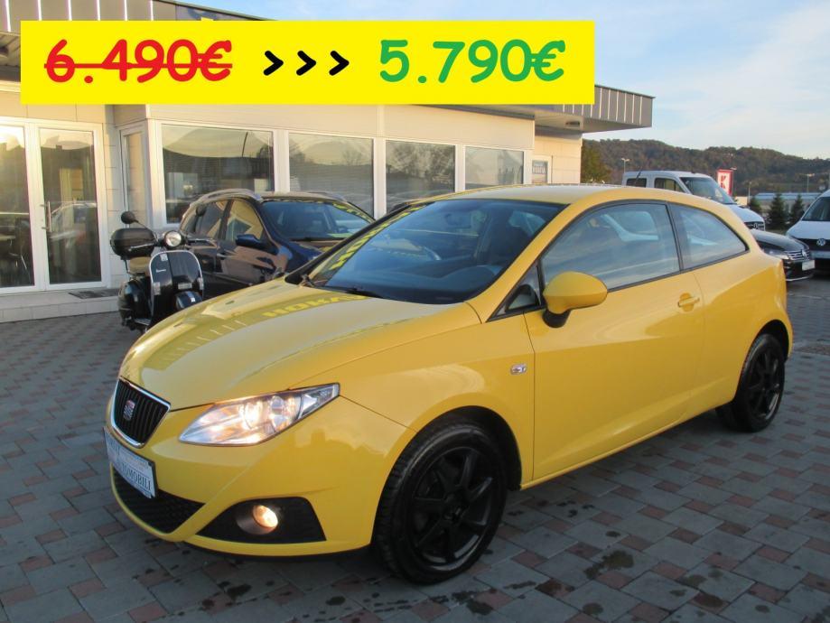 Seat Ibiza 1,6 TDI Style; Klima; Tempo; #OSTANIDOMA - Kupi online!