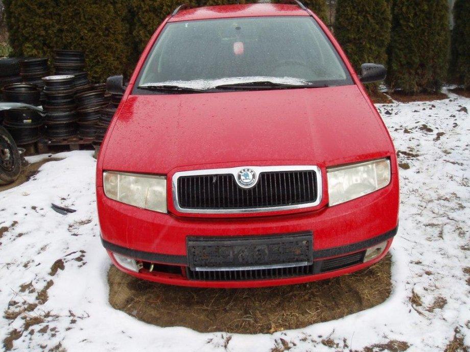 Škoda Fabia 1,4 16V