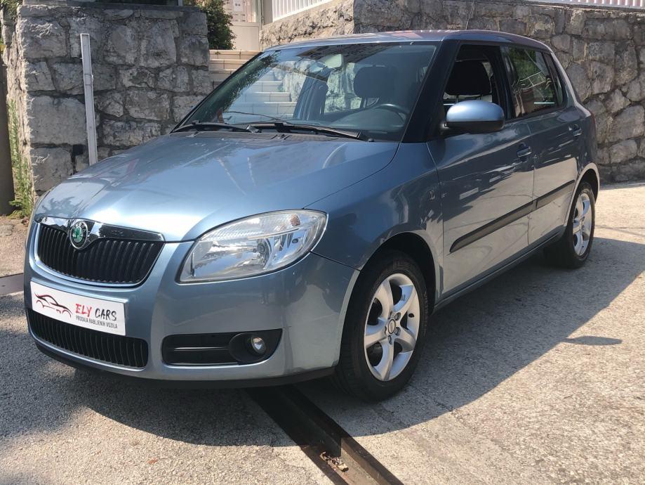 Škoda Fabia 1,4 TDI Top Stanju