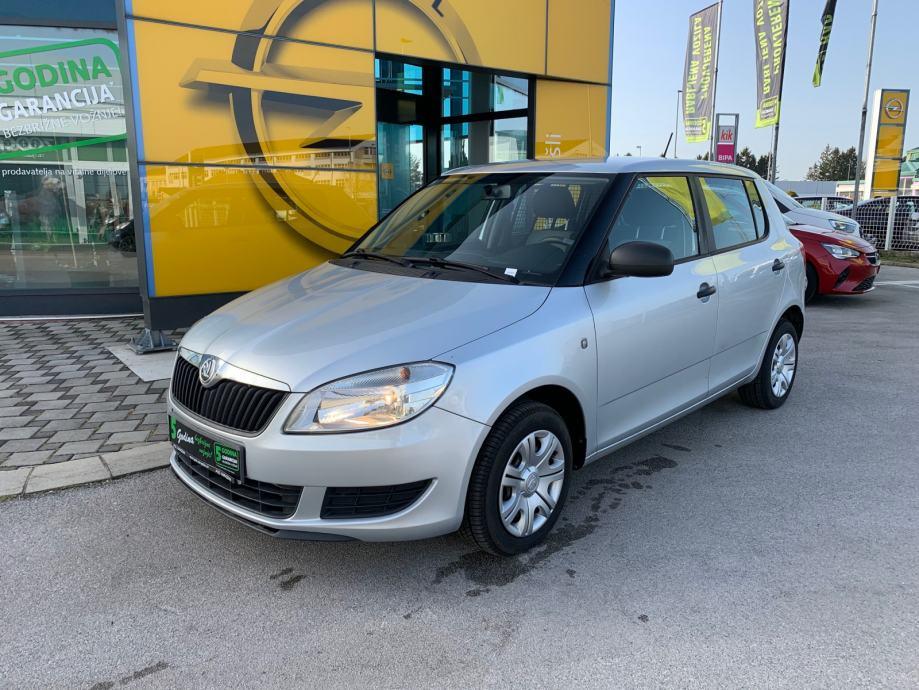 Škoda Fabia 1.6 TDI 55kw N1-TERETNO - 5 godina garancije!