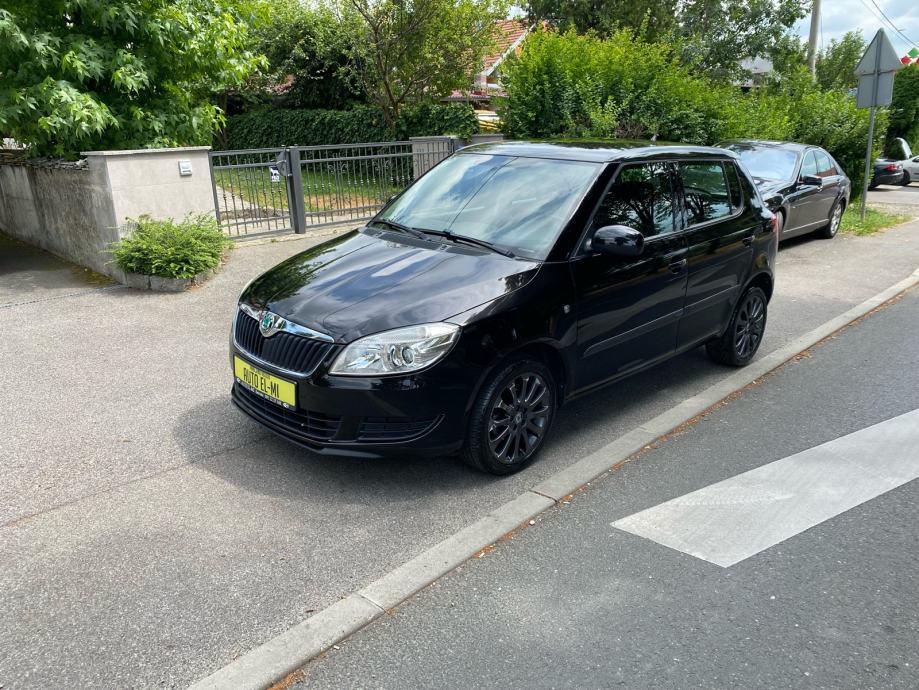 Škoda Fabia 1,6 TDI AMBITION*104TKM*SERVISNA*ALU*METALIK*