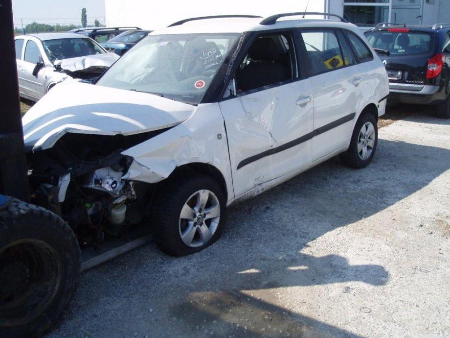 Škoda Fabia 1,6 TDI