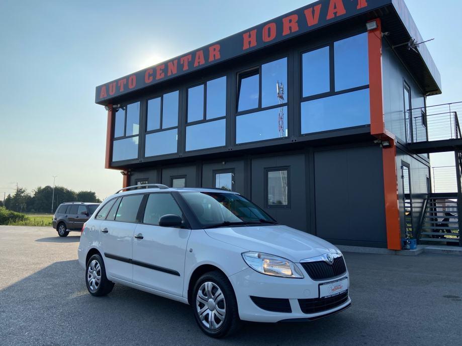 Škoda Fabia Combi 1,2 2012.; 85 tkm; 1. vl.; Klima; TOP STANJE !