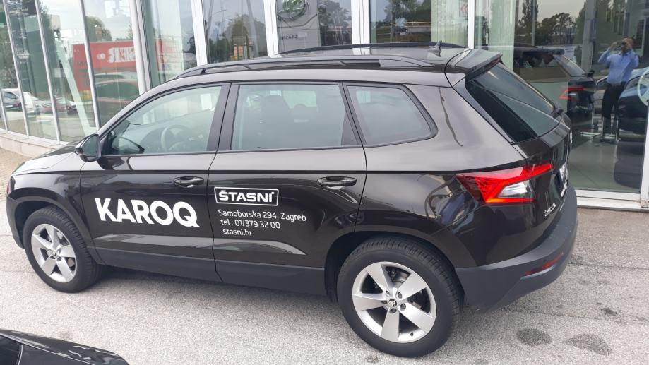 Škoda Karoq Ambition 1,6 TDI, 2019 god.