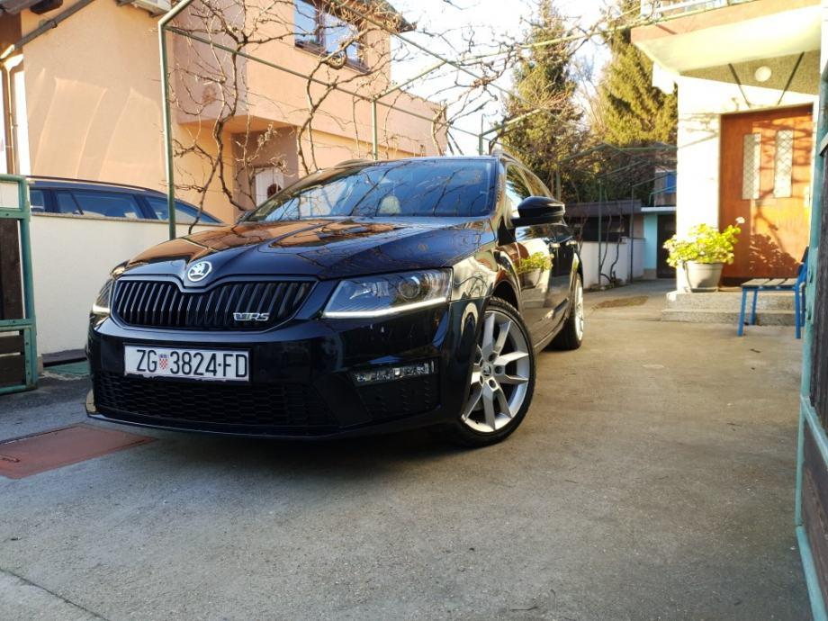 Škoda Octavia RS 2,0 TSI
