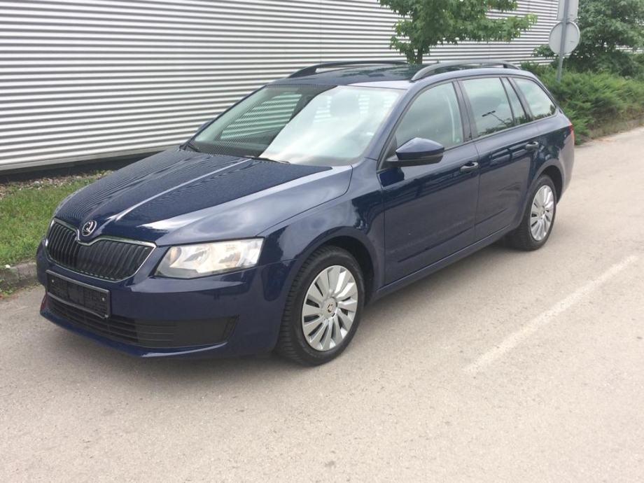 Škoda Octavia Combi 1,6 TDI - NIJE IZ UVOZA - PDV, leasing, kredit
